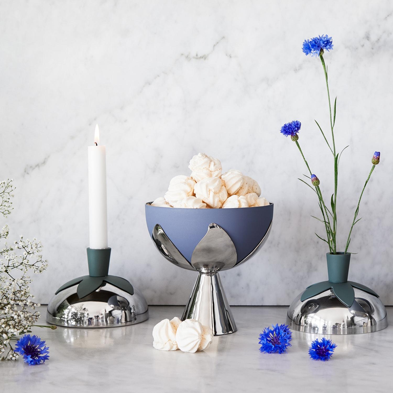 Blad Vase or Candlestick 2